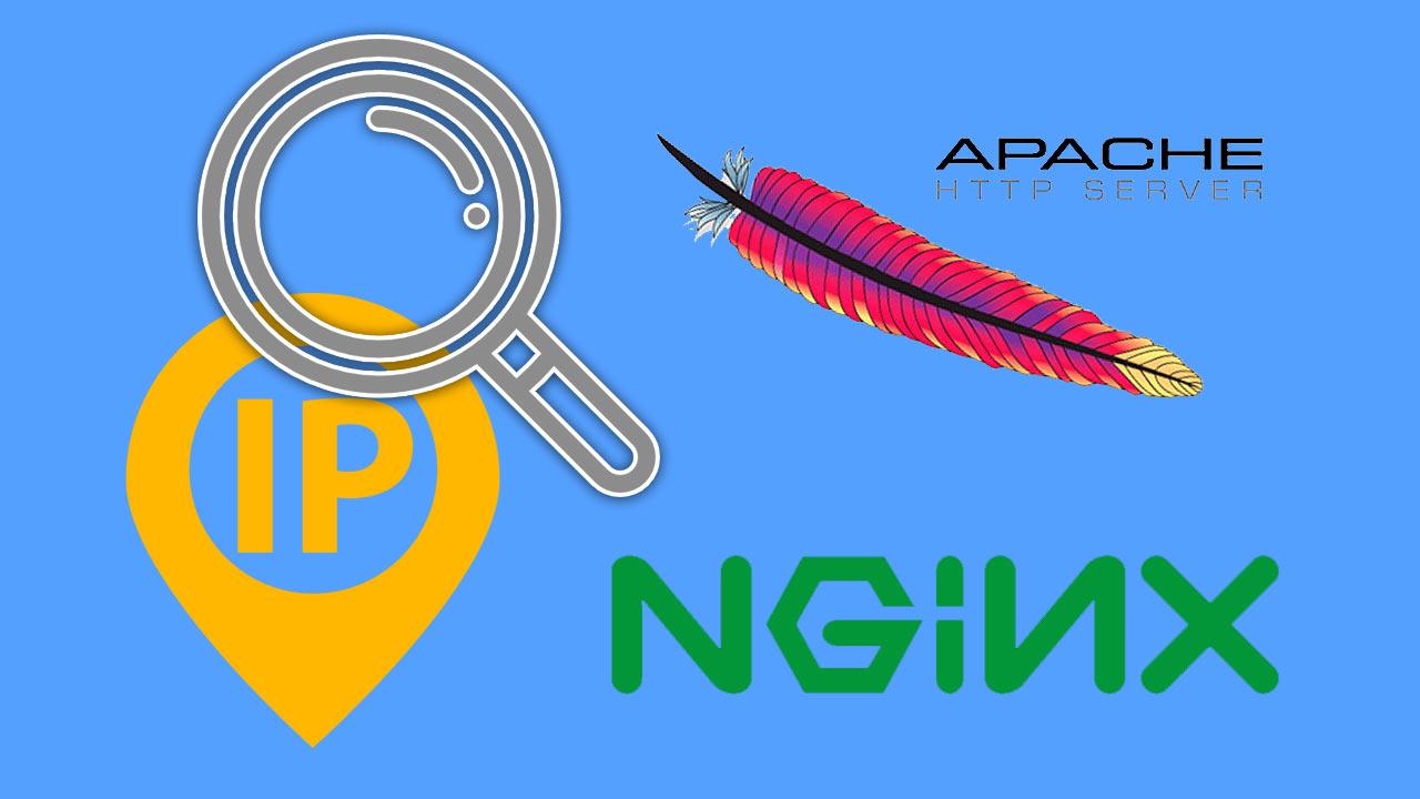 Hacer que Apache muestre la IP real al usar Nginx como Proxy